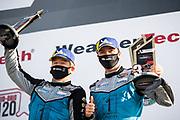 September 25-27, 2020. IMSA Weathertech Acura Sportscar Challenge : #16 Wright Motorsports, Porsche 911 GT3 R, Ryan Hardwick, Patrick Long