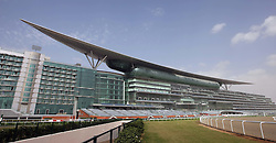 Maydan racecourse in Dubai.  Photo by: Stephen Lock/i-Images