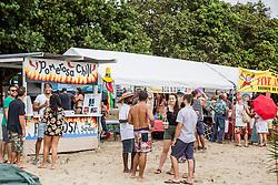 31st Annual Texas Society Chilli Cookoff Brewers Bay.  St. Thomas, USVI.  16 August 2015.  © Aisha-Zakiya Boyd