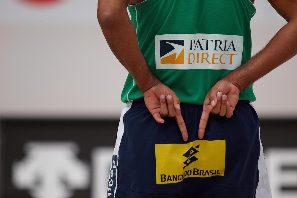 Swatch FIVB Patria Direct Open 2010 - BRA vs POR