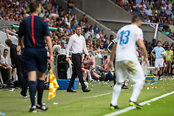 Head coach Srecko Katanec of Team Slovenia during the EURO 2016 Qualifier Group E match between Slovenia and England at SRC Stozice on June 14, 2015 in Ljubljana, Slovenia. Photo by Grega Valancic