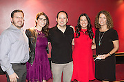 Guest, Relativity Ventures rep, Tom Donahue, Renee Rossi and Tina Potter