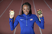 Track and Field-Dalilah Muhammad Portrait Session-Dec 16, 2019