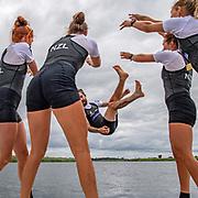 NZ Womens sweep @ WC3 2019