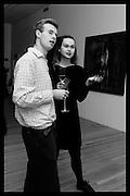 LUCY HENSHALL; HON ROB MAITLAND BIDDULPH, New Work: William Foyle, Royal College of art. Kensington Gore, London.  1 December 2015