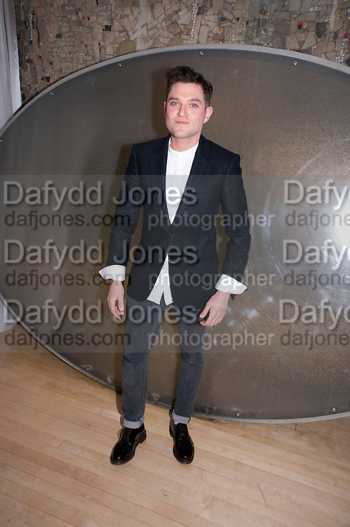 MATHEW HORNE, An evening at Sanderson to celebrate 10 years of Sanderson, in aid of Clic Sargent. Sanderson Hotel. 50 Berners St. London. W1. 27 April 2010 *** Local Caption *** -DO NOT ARCHIVE-© Copyright Photograph by Dafydd Jones. 248 Clapham Rd. London SW9 0PZ. Tel 0207 820 0771. www.dafjones.com.<br /> MATHEW HORNE, An evening at Sanderson to celebrate 10 years of Sanderson, in aid of Clic Sargent. Sanderson Hotel. 50 Berners St. London. W1. 27 April 2010