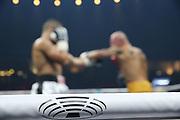 Boxen: World Boxing Super Series, Ali-Trophy,  Berlin, 09.09.2017<br /> Elon Bunn (GER) - Tomasz Gargula (POL)<br /> © Torsten Helmke