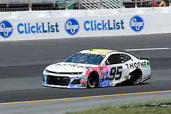 July 21, 2018 - Loudon, NH, U.S. - LOUDON, NH - JULY 21: Kasey Kahne, Monster Energy NASCAR Cup Series driver of the Thorne Wellness Chevrolet (95), during practice for the Foxwoods Resort Casino 301 on July 21, 2018, at New Hampshire Motor Speedway in Loudon, New Hampshire. (Photo by Fred Kfoury III/Icon Sportswire) (Credit Image: © Fred Kfoury Iii/Icon SMI via ZUMA Press)