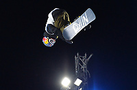 Snowboard / Snøbrett<br /> Foto: Gepa/Digitalsport<br /> NORWAY ONLY<br /> <br /> INNSBRUCK,AUSTRIA,06.FEB.16 - SNOWBOARD - Air and Style. Image shows Marcus Kleveland (NOR).
