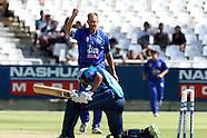 Cricket- Stnd Bank Pro20 Semi Final Cobras v Titans