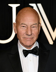 Sir Patrick Stewart attending the BFI's Luminous fundraising gala, held at the Guildhall, London. Picture date: Tuesday October 3rd, 2017. Photo credit should read: Doug Peters/EMPICS Entertainment
