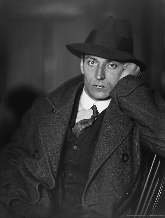 Compton MacKenzie, English Author and Playwright, 1912