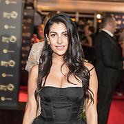 NLD/Amsterdam/20171012 - Televizier-ring Gala 2017, Anna Nooshin