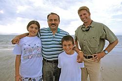 J. Nichols, Javier Miramontes & Family