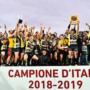 20190518 Rugby, Finale TOP12 : Calvisano vs Rovigo