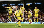 Fulham v Sheffield Wednesday 201214