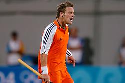 27-08-2004 GRE: Olympic Games day 15, Athens<br /> Hockey finale mannen Nederland - Australie 1-2 / Teake Taekema #10