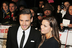© Licensed to London News Pictures. Liam Payne of One Direction and Sophia Smith attend The Class of 92  World Film Premiere at The Odeon West End, Leicester Square, London on 01 December 2013. Photo credit: Richard Goldschmidt/LNP
