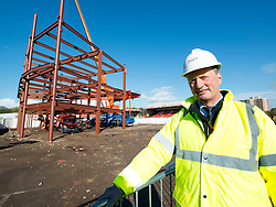 Mike Henderson - Photo mandatory by-line: Dougie Allward/JMP - Mobile: 07966 386802 - 03/11/2014 - SPORT - Football - Bristol - Ashton Gate - Bristol City v  - Ashton Gate Development