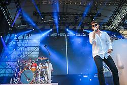Jão durante a 25ª edição do Planeta Atlântida. O maior festival de música do Sul do Brasil ocorre nos dias 31 Janeiro e 01 de fevereiro, na SABA, praia de Atlântida, no Litoral Norte do Rio Grande do Sul. FOTO: <br /> André feltes/ Agência Preview