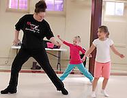 2012 - Hip Hop Dance Class in Miamisburg, Ohio