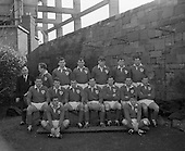 Rugby 1966 - 26/02 Five Nations Ireland Vs Scotland