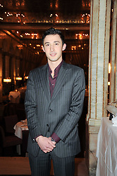 IRAKLI SOPROMADZE owner of the Criterion at a party to celebrate the 135th anniversary of The Criterion restaurant, Piccadilly, London held on 2nd February 2010.