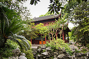 Lao Jun Hall in Yu Yuan Gardens Shanghai, China