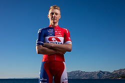 Marko Kump during official photo session of Continental Team - Adria Mobil Cycling before new season 2020, on January 30, 2020 in Makarska, Croatia. Photo by Vid Ponikvar / Sportida