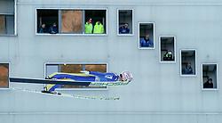 31.12.2016, Olympiaschanze, Garmisch Partenkirchen, GER, FIS Weltcup Ski Sprung, Vierschanzentournee, Garmisch Partenkirchen, Qualifikation, im Bild Stefan Kraft (AUT) // Stefan Kraft of Austria during his Qualification Jump for the Four Hills Tournament of FIS Ski Jumping World Cup at the Olympiaschanze in Garmisch Partenkirchen, Germany on 2016/12/31. EXPA Pictures © 2016, PhotoCredit: EXPA/ Jakob Gruber