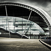 The Sage Gateshead Concert Venue Designed by Architect, Sir Norman Foster