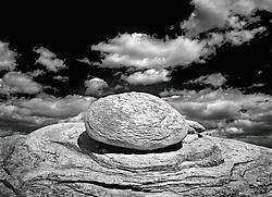 Stone and Sky, Canyonland National Park, Utah