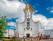 Kościół Matki Bożej Nieustającej Pomocy, Grajewo, Polska<br /> Our Lady of Perpetual Help church in Grajewo, Poland