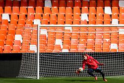 March 22, 2019 - Valencia, SPAIN - 190322 Goalkeeper Rune Almenning Jarstein of Norway during a training session on March 22, 2019 in Valencia..Photo: Vegard Wivestad Grøtt / BILDBYRÃ…N / kod VG / 170313 (Credit Image: © Vegard Wivestad GrØTt/Bildbyran via ZUMA Press)