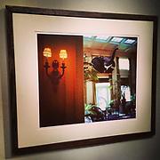"""Modern Industry, George Eastman House #1""<br /> 20""x24 archival pigment print, mounted in custom steel frame, #1 of 5."