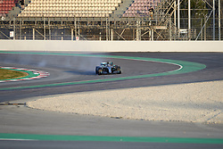 February 26, 2019 - Spain - Valtteri Bottas (Mercedes AMG Petronas Motosport) W10 car, seen in action during the winter testing days at the Circuit de Catalunya in Montmelo  (Credit Image: © Fernando Pidal/SOPA Images via ZUMA Wire)