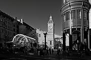 London Liverpool Street (Bishopsgate), UK