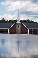 Pine Grove Baptist Church in Brittons Neck, South Carolina.