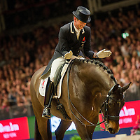London International Horse Show, Olympia 2015