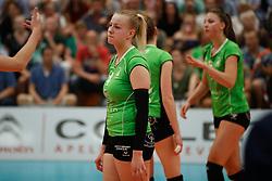 20180509 NED: Eredivisie Coolen Alterno - Sliedrecht Sport, Apeldoorn<br />Teleurstelling bij oa Anna Mebus (4) of Coolen Alterno<br />©2018-FotoHoogendoorn.nl