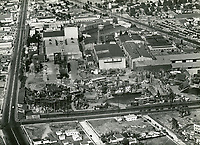 1937 Aerial of MGM Studios
