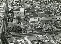 1937 Aerial of MGM Studios
