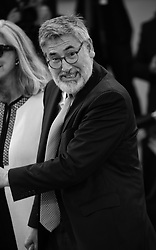 John Landis walks the red carpet ahead of the 'The Shape Of Water' screening during the 74th Venice Film Festival in Venice, Italy, on August 31, 2017. (Photo by Matteo Chinellato/NurPhoto/Sipa USA)