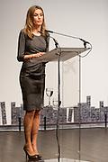 Letizia Ortiz at 4th Teaching Awards to education stakeholders