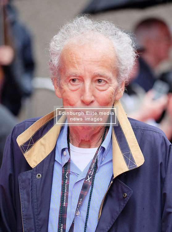 """Edinburgh International Film Festival, Sunday 26th June 2016<br /> <br /> Stars turn up on the closing night gala red carpet for the World Premiere of """"Whisky Galore!""""  at the Edinburgh International Film Festival 2016<br /> <br /> Andrew Dallmeyer who plays Hector in the film<br /> <br /> (c) Alex Todd 