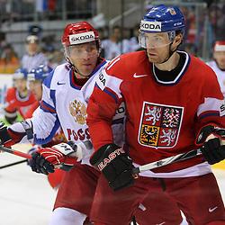 20110515: SVK, Ice Hockey - IIHF 2011 World Championship Slovakia, 3rd place: Russia vs Czech Rep.
