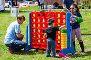 The Canton Spring Festival on April 20, 2019 in Baltimore, MD.