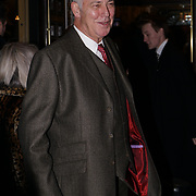 London, UK. 31st October 2017. Michael Barrymore is an English comedian and television presenter of game shows arrive to celebrate the West End premiere of The Exorcist, directed by Sean Mathias an opening night on Halloween at Phoenix Theatre.