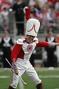 2006 NCAA Football: Ohio State v Cincinnati..Freshman Drum Major, Stew Kitchen, performs during the Ohio State vs. Cincinnati football game.<br />