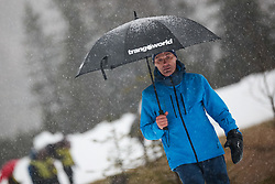 during the Ladies sprint free race at FIS Cross Country World Cup Planica 2019, on December 21, 2019 at Planica, Slovenia. Photo By Grega Valancic / Sportida